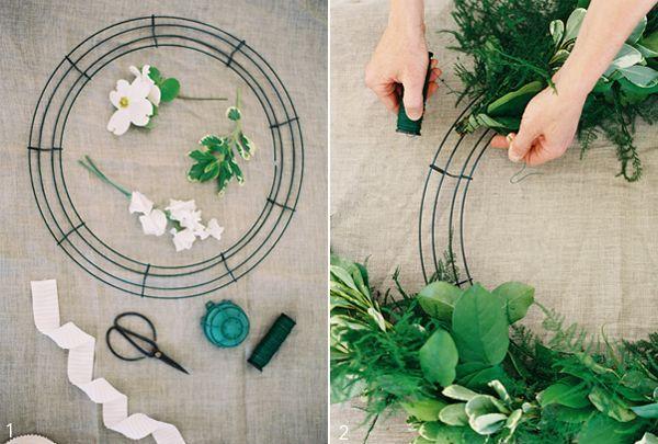 Как своими руками сделать каркас для цветов своими руками