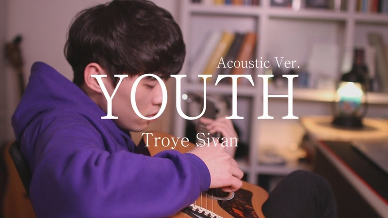 Troye Sivan - YOUTH (Acoustic Ver.) Cover By 장재혁