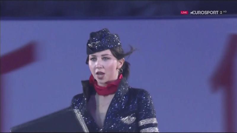 Elizaveta Tuktamysheva. 2018 NHK Trophy. Gala