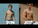 3 Years of Street Workout - Kiss Bence (Body transformation motivation)