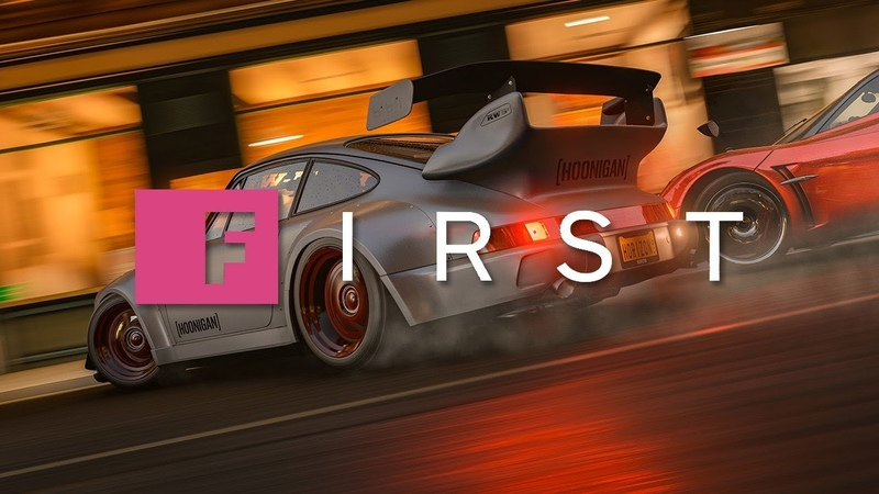Forza Horizon 4s Shared World Explained - IGN First