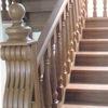 Деревянные лестницы и балясины в СПБ