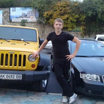 Сергей Джевлах, 21 июля 1997, Луганск, id191392001