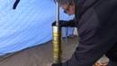 Мини печь для палатки. Сало, самогон, газ. ДЕШЕВО ПРОСТО ЭФФЕКТИВНО Часть 1