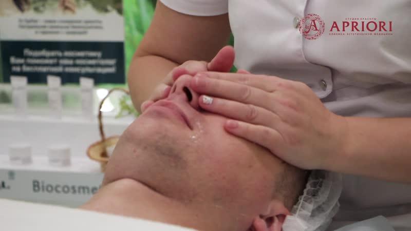мужской уход «Manage Your Skin» от Dr. Spiller. Косметолог-эстетист Татьяна Генералова.