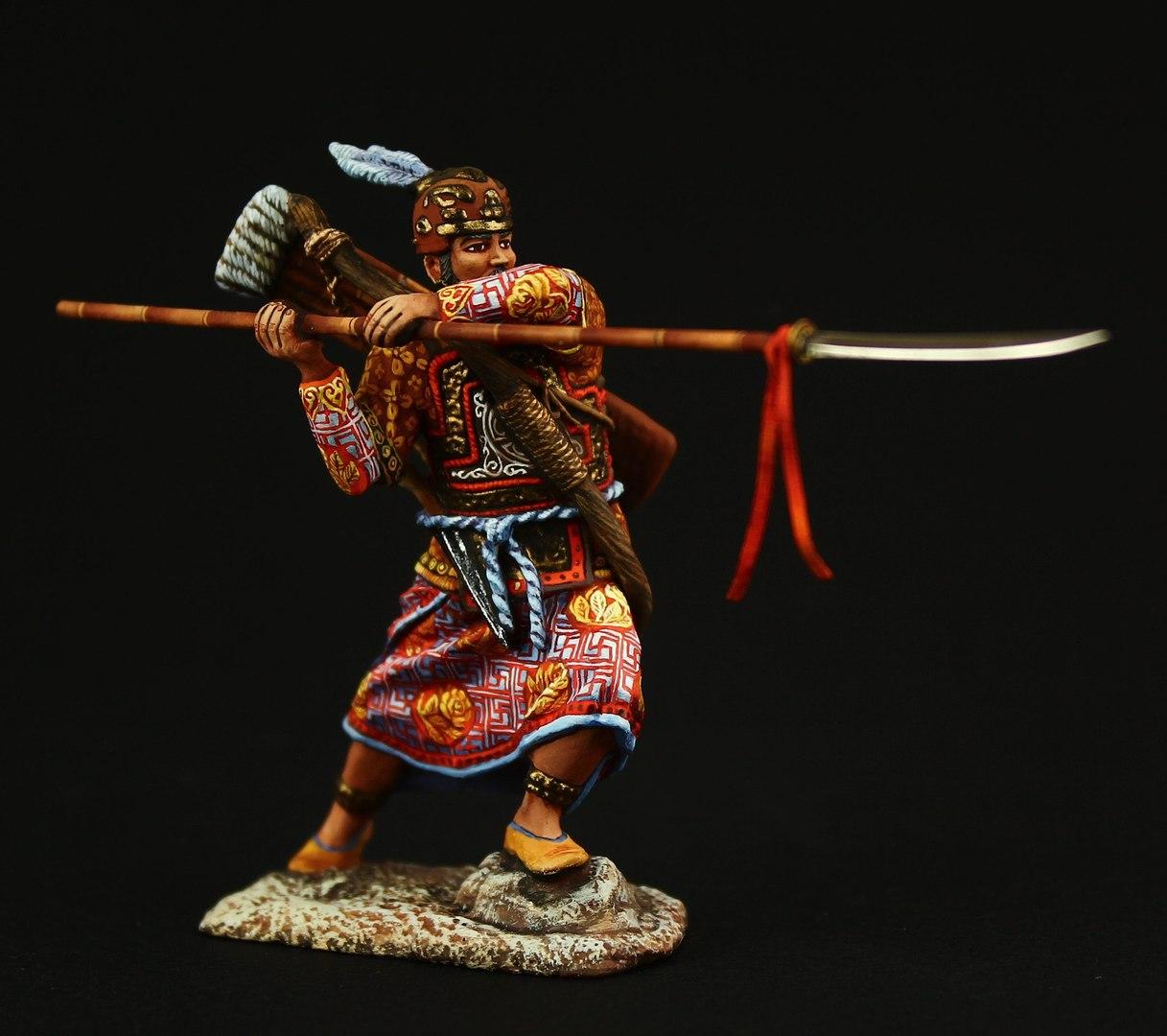 расскажет китайский воин фото кол-во отверстий диаметр