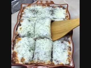 «запеканка из картошки с фаршем» (рецепт под видео)