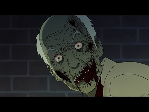 SEOUL STATION 2017 Official US Trailer HD ANIMATED TRAIN TO BUSAN PREQUEL