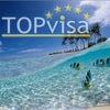 """""""TOPvisa"""" - Визовые услуги для украинцев!"""