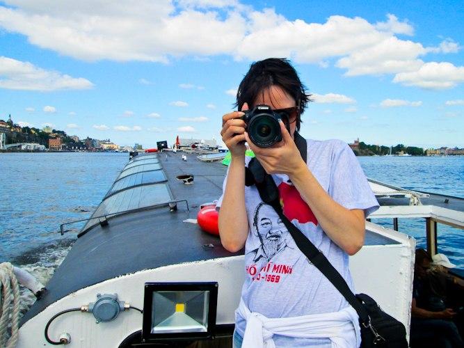 Ксения Виноградова, фотограф
