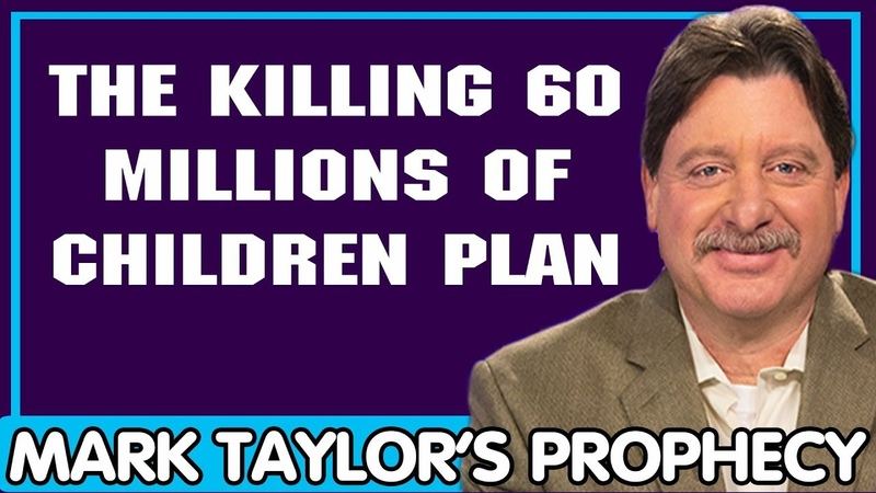 Mark Taylor Update 12/05/2018 — THE KILLING 60 MILLIONS OF CHILDREN PLAN