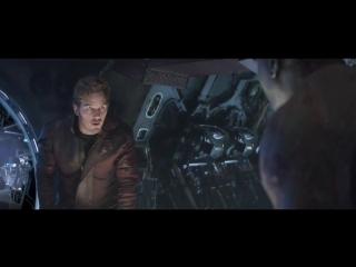 Вырезанная сцена из «Войны Бесконечности»