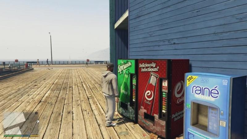 [Gamer Tech] GTA 5 - РАЗРУШИТЕЛИ ЛЕГЕНД 28