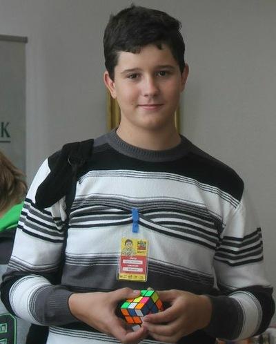Захар Ярошенко, 24 марта , Минск, id166234408
