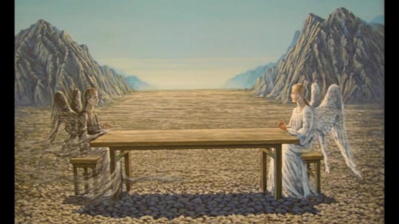Притча о Судьбе! Разговор двух Ангелов!