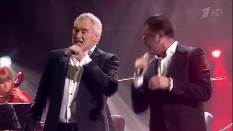 Григорий Лепс и Валерий Меладзе Обернитесь