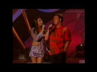 Наталья Сенчукова и Виктор Рыбин - Я по тебе скучаю - Песня 2002