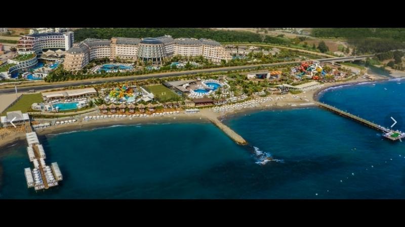 LONG BEACH RESORT HOTEL SPA DELUXE 5 (Турция, Инжекум - Алания)
