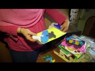 Счастливое детство, деревянные игрушки