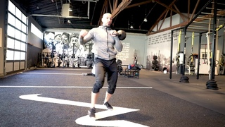 Metabolic Bodyweight and Kettlebell Complex for A Short Workout