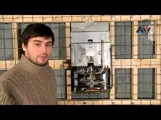 Нева-3208 #8 рубрика Ремонт Академия теплотехники