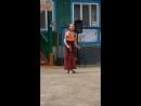 Лагерь «Бригантина». Маленькая девочка исполняет арию
