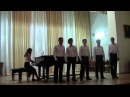 Ti Amero (Il Divo Cover) - Men`s Ensemble of Rivne Musical College