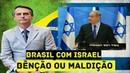 Brasil e Israel. Bolsonaro Confirma Embaixada em Jerusalém - Um Pouco da História dos Judeus