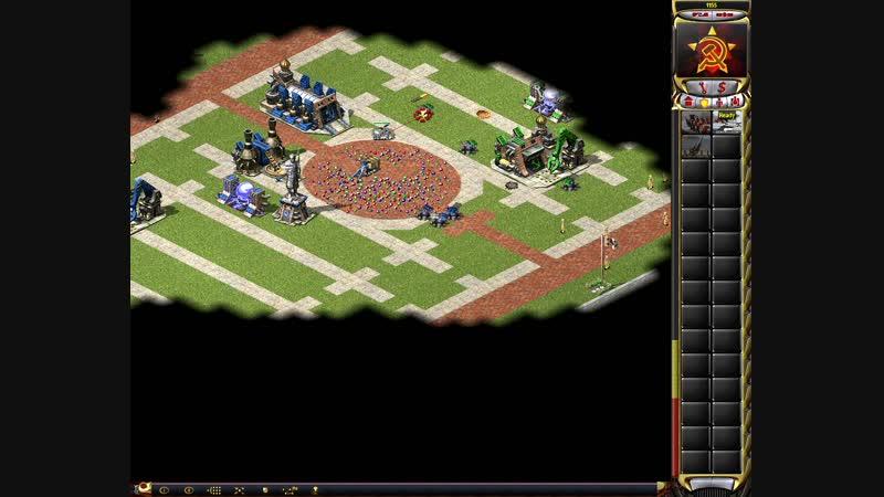 CC Red Alert 2 (HM) 281118(24)- Ibra vs Artemis