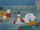 Рождество Дональда Дака. Избранное - 5 серия - Снежная битва Дональда (1942) 1080p