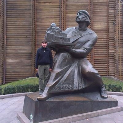 Миша Давиденко, 28 августа 1999, Киев, id154506809