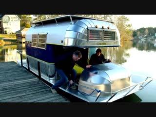 Camper boat