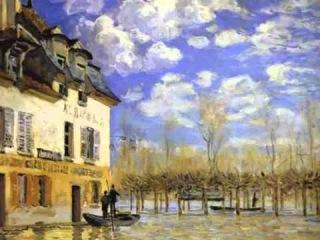 Творчество Альфреда Сислей, Alfred Sisley - Impressionist Painter.mp4