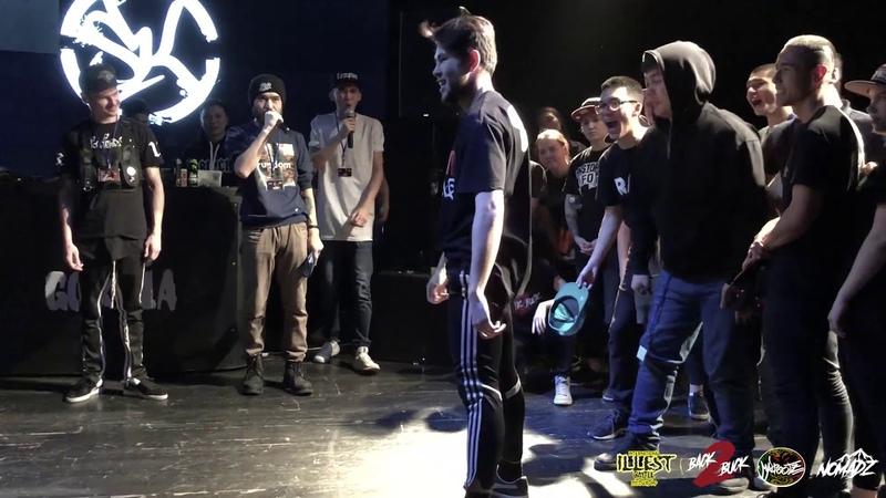 Lil Revouker vs Twin Soul Boyz 1 8 Back 2 Buck Illest Edition