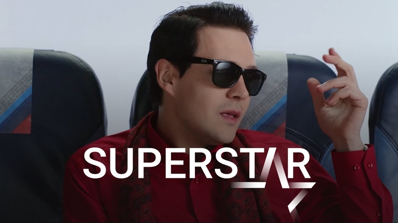 Miloš Biković u epizodi Superstar | Air Serbia