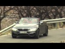 BMW M4 Convertible F83 - Driving Footage