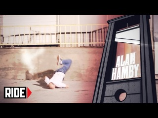 Terrible Face Slam - Alan Hamby !!!