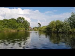 Поехали кататься по речке