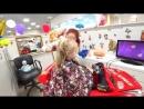 видео отзыв от наших маленьких клиентов))