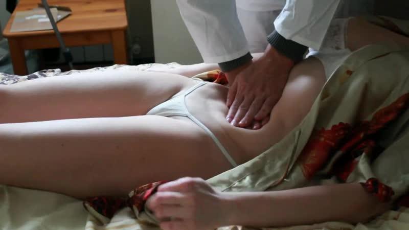 Belly massage but tortured