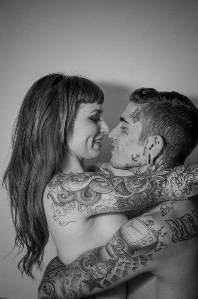 звонки влюбилась в татуировщика нужно себя