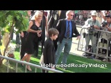 CJ Adams Arrives to The Premiere of The Odd Life Of Timothy Green in Hollywood!