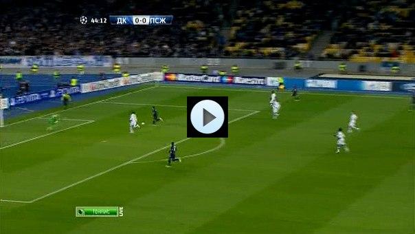 Видео транслЯциЯ футбола динамо псж