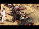 """18+ Ирак. 2014 Расстрел и казнь людей, фанатиками новой """"Аль-Каиды"""""""