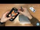 Установка пленки SFC Skin U15 для iPhone 7 Plus 1010