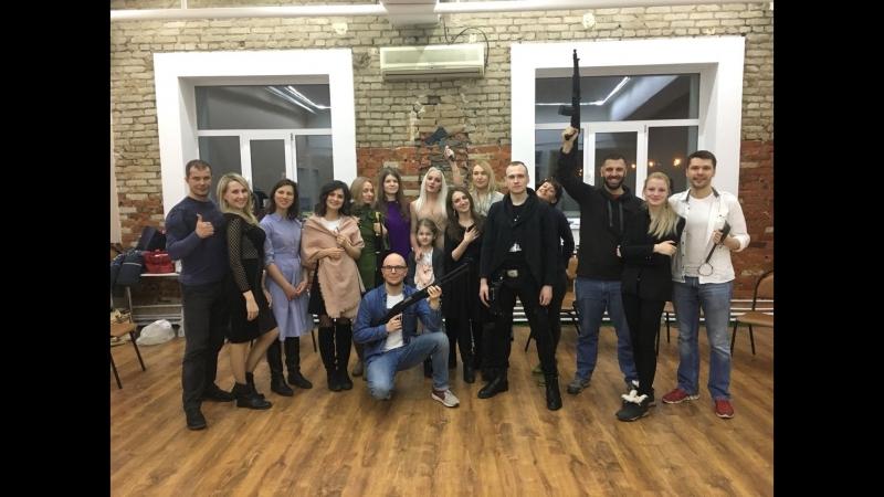 Отзыв о тренинге Тотальная уверенность от Сергея Простокина