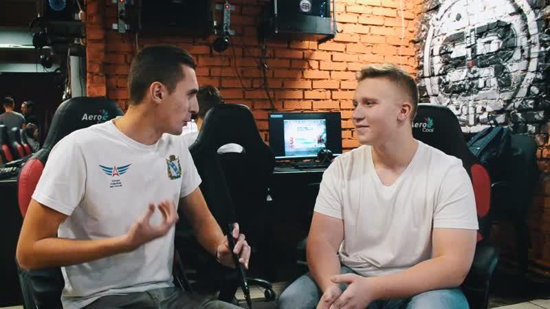 Александр Kuska Кусакин - Игрок команды KATJIETKI 3 место