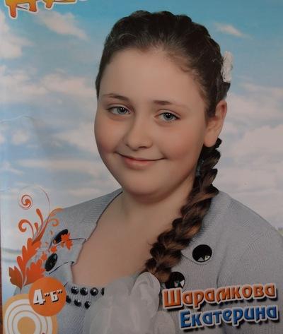 Катюша Шарамкова, 7 июля , Витебск, id182229699