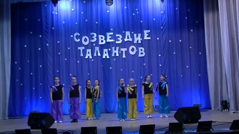 Созвездие талантов 15.03.2019_Звоночек_Весёлая такса