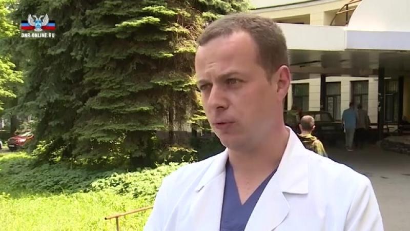 Состояние Вохи остается стабильно тяжелым лечащий врач хирург